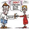 Today's cartoon: Tolls